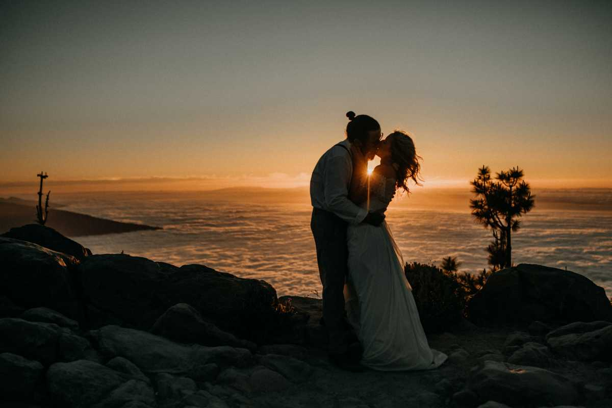 Styled Shoot Boho-Hochzeit in den Bergen von Teneriffa