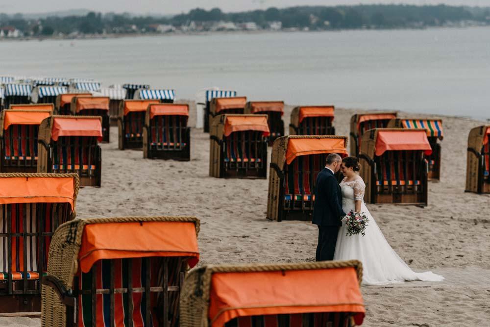 Hochzeit Lübecker Bucht