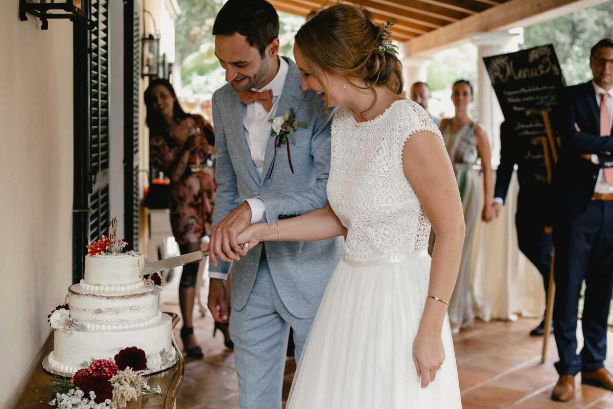 Hochzeitstorte Mallorca