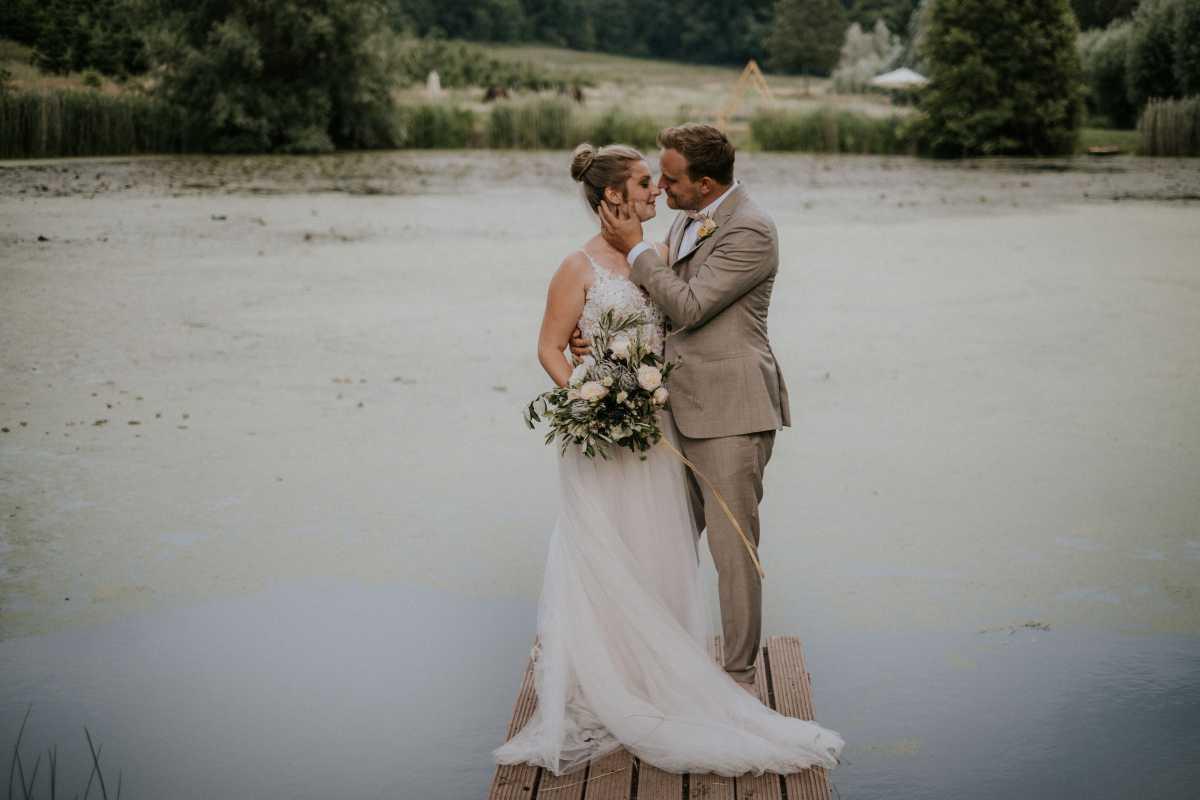 Boho Hochzeit in Ratingen