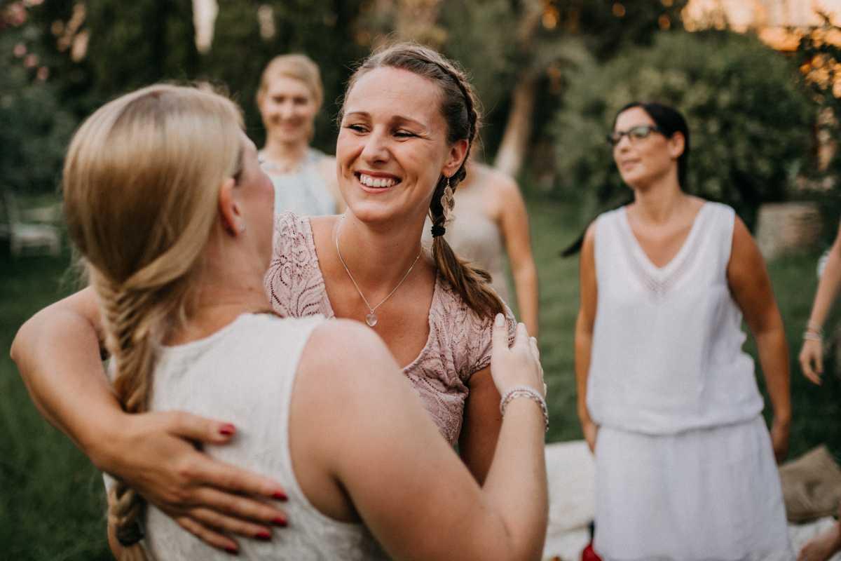 Überraschung Braut