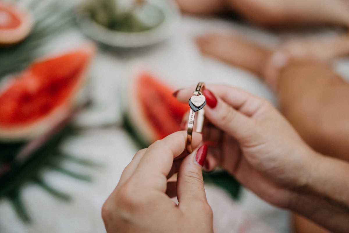 Brautgeschenk