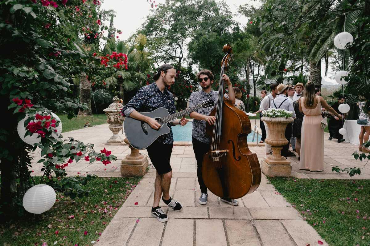 Live Musik Hochzeit Mallorca