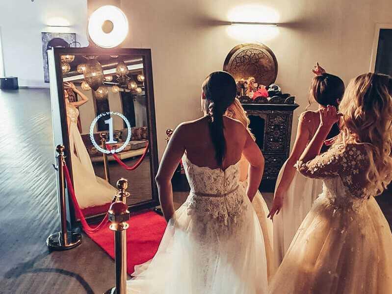 Beschäftigung | Fotospiegel-Hochzeit