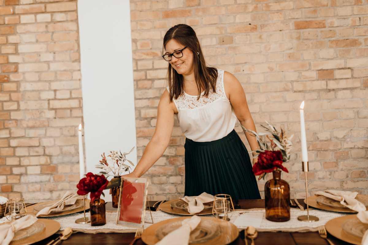 Hochzeitsplaner at work